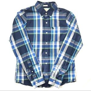 Abercrombie & Fitch Button Down Shirt Men's XXL